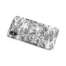 Load image into Gallery viewer, Toile de Jouy Snap iPhone Case,CSERA