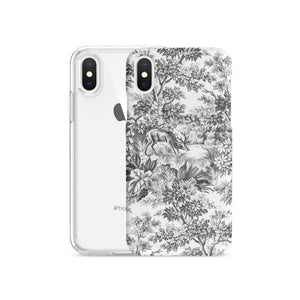 Toile de Jouy Snap iPhone Case - bycsera