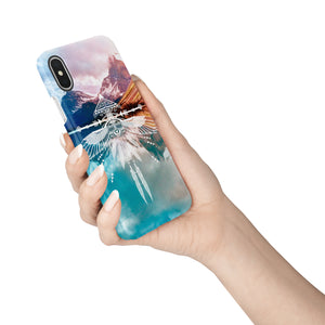Wild and Free Snap iPhone Case,CSERA