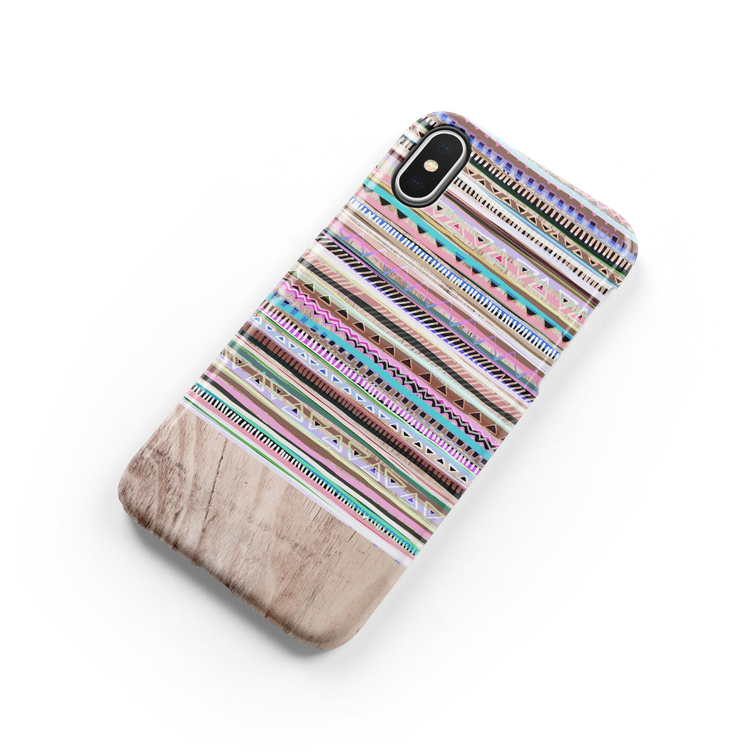 Dahlia Snap iPhone Case - bycsera