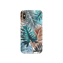 Load image into Gallery viewer, Cabana Green Snap iPhone Case,CSERA