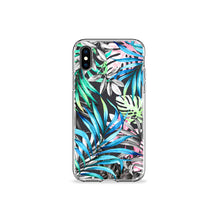 Load image into Gallery viewer, Aruba Palms Clear iPhone Case,CSERA