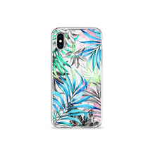Load image into Gallery viewer, Aruba Palms Clear iPhone Case