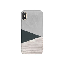 Load image into Gallery viewer, Spruce Green Snap iPhone Case - bycsera