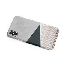 Load image into Gallery viewer, Spruce Green Snap iPhone Case,CSERA