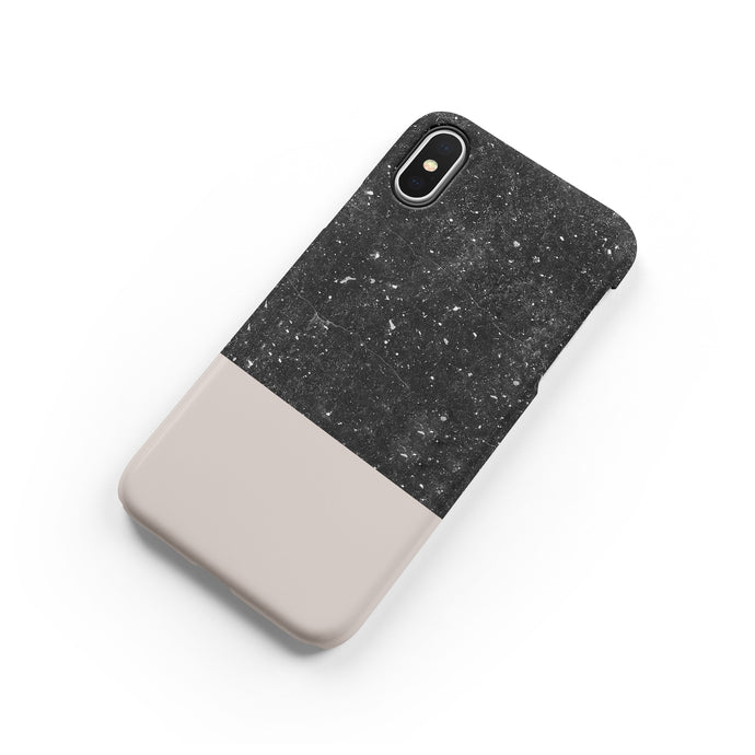 Whisper Pink Snap iPhone Case - bycsera