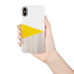 Aspen Gold Snap iPhone Case,CSERA