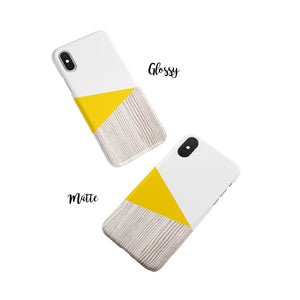 Aspen Gold Snap iPhone Case