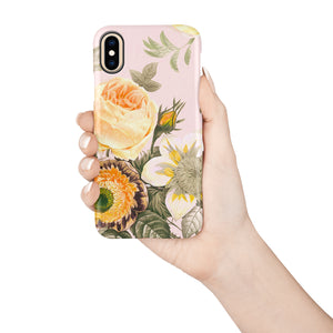 Marie Claire Roses Snap iPhone Case