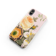 Load image into Gallery viewer, Marie Claire Roses Snap iPhone Case