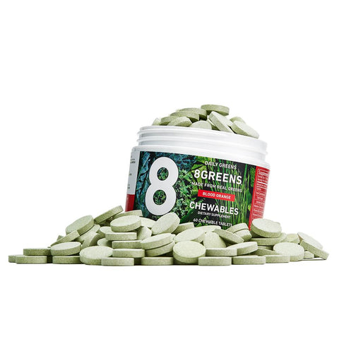 8Greens Daily Greens Chewables