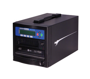 1 Target, Kanguru Blu-Ray Duplicator with Internal Hard Drive
