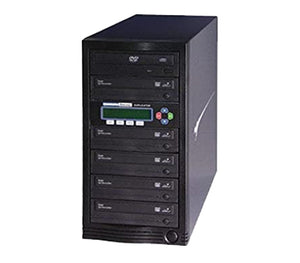 1 to 5, 24x Kanguru DVD Duplicator