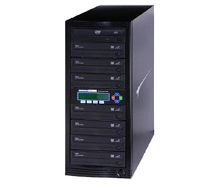 1 to 7, 24x Kanguru DVD Duplicator