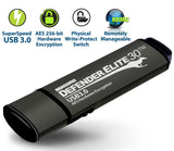 Kanguru Defender Elite30™ Commercial Grade Encrypted USB