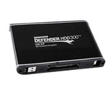 Kanguru Defender HDD300™ Hardware Encrypted External Hard Drive (FIPS 140-2)