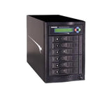 KanguruClone™ 5HD-SATA Hard Drive Duplicator Tower (5 Target)