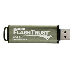 Kanguru FlashTrust™ USB with Secure Firmware