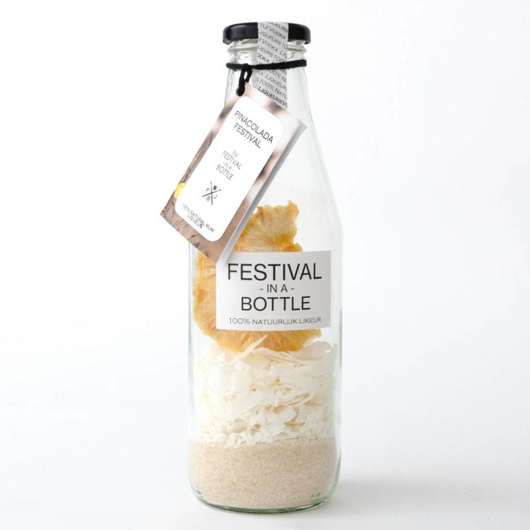 Festival in a bottle - Pinacolada festival