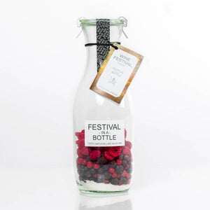 Festival in a bottle - Wine festival berries