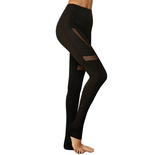 Legging Transparent sport