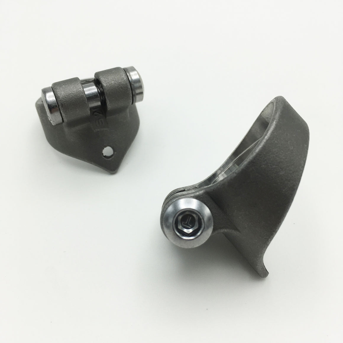 Braze-on seat collar lug for 31.8 seat tube