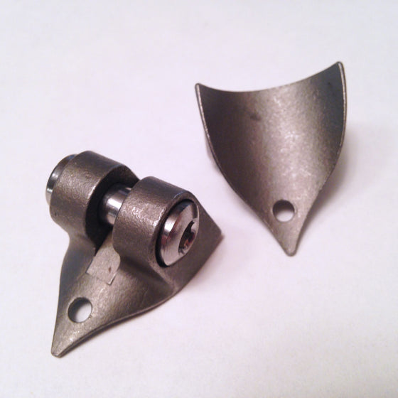 Braze-on seat collar lug for a 29.4 seat tube