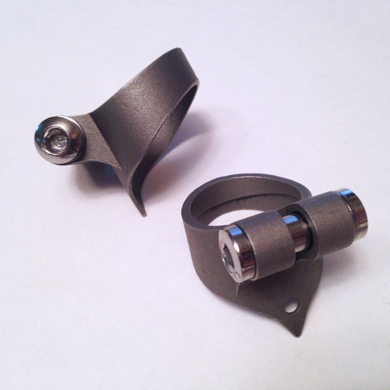 Braze-on seat collar lug for 29.8 seat tube