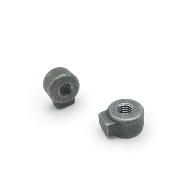 Standoff eyelet bosses for M5 bolts