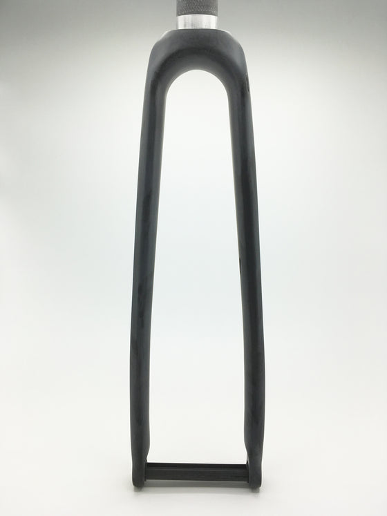Columbus Futura Gravel disc fork - unpainted - front view