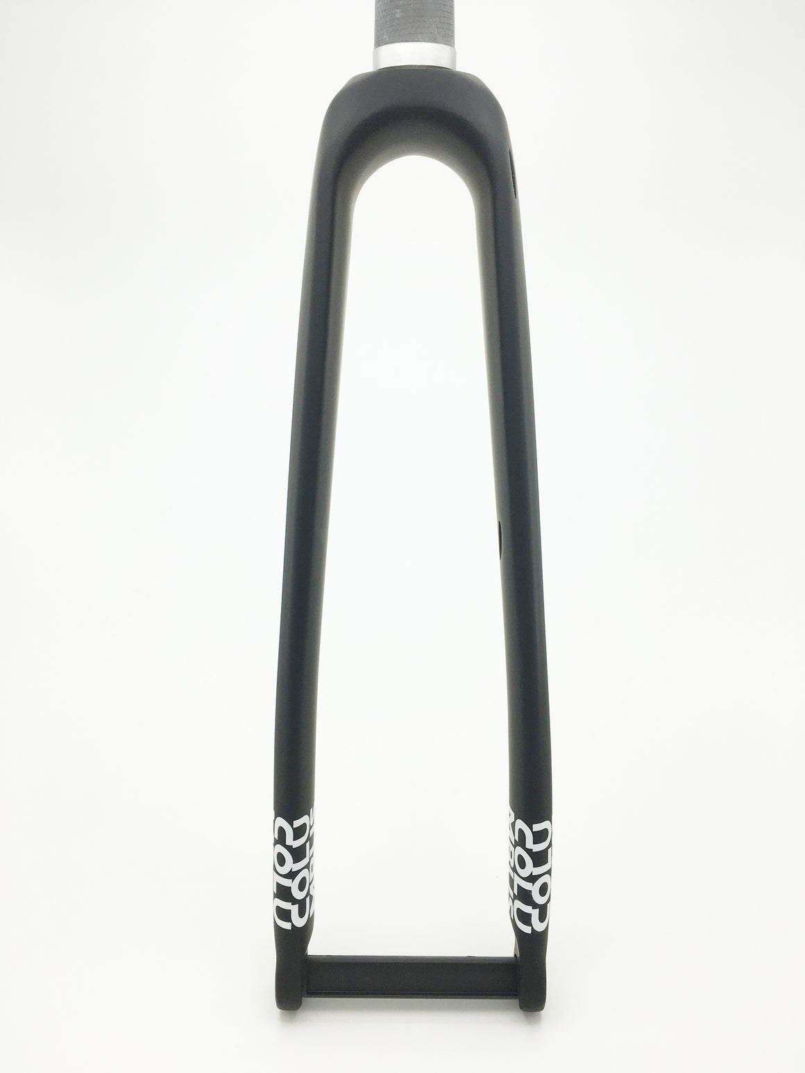 Columbus Futura Gravel disc fork - painted - front view