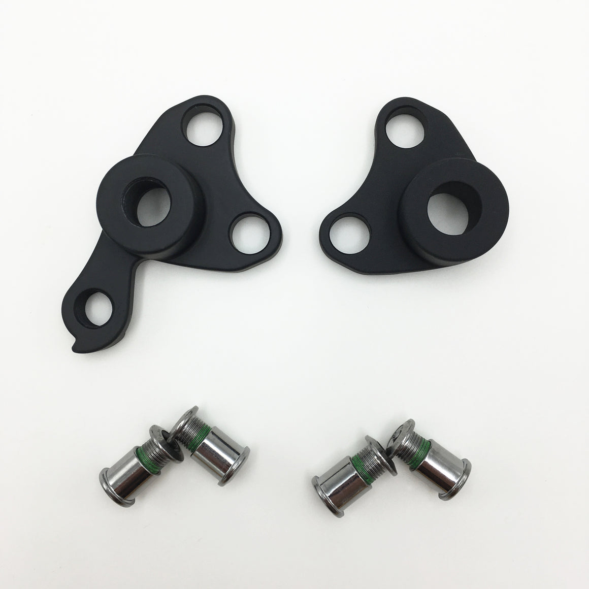 Thru-axle modular dropouts only - with/without eyelets - 142/12 - 1.0 thread pitch