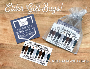 Elders Gift Bags Magnets