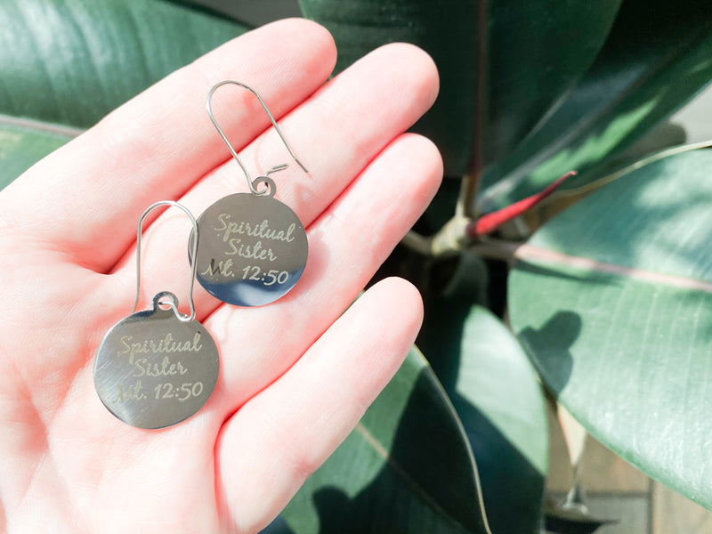 Spiritual Sister Earrings