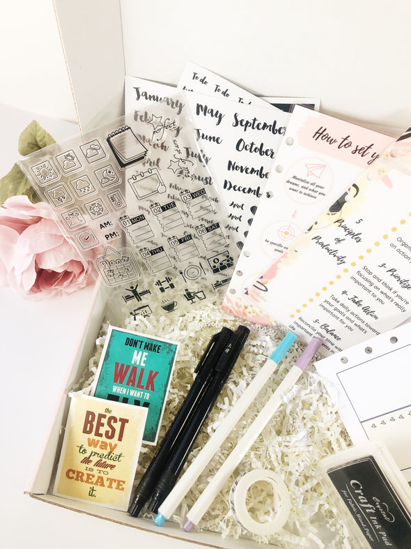 Planner Girl Box - Classic Box (Past Box)