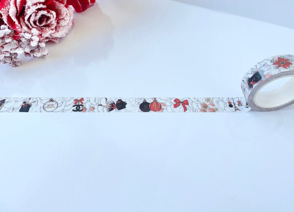 Christmas Luxury Holiday Washi Tape