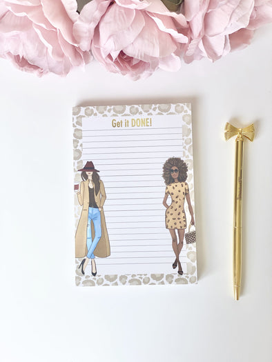 Cheetah & Girls Notepad Memo Pad