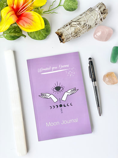 Moon Rituals & Manifestation Journal