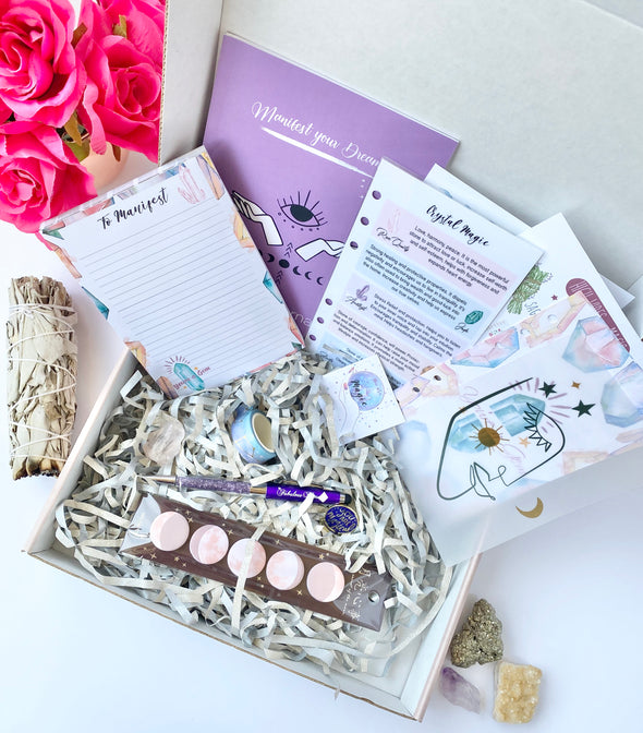 The Fabulous Planner Box - Luxury Box