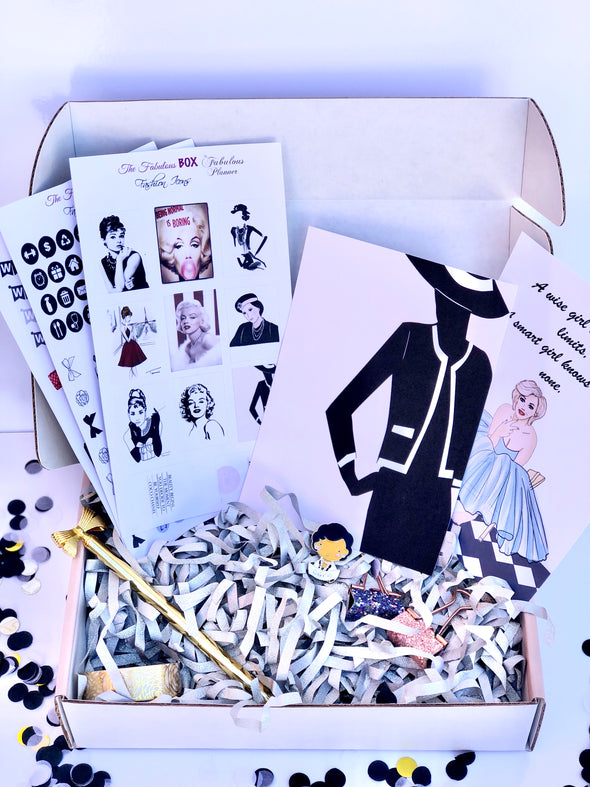 Fashion Icons - Classic Box (Past Box)