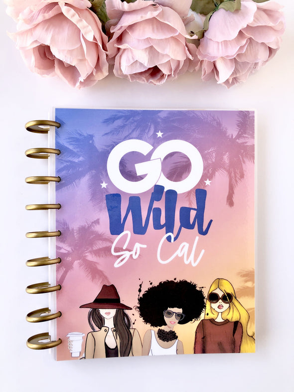 Go Wild Cover/ Laminated Dashboard
