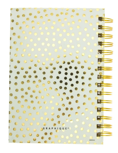 Sparkle Hard Cover Journal