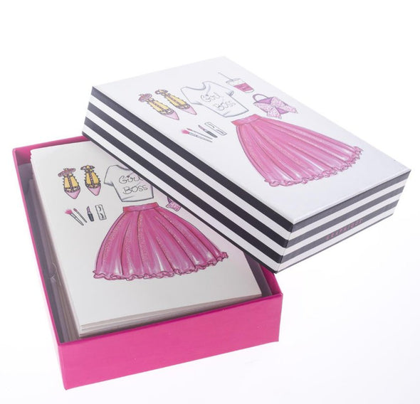 GirlBoss Greeting Cards Box Set