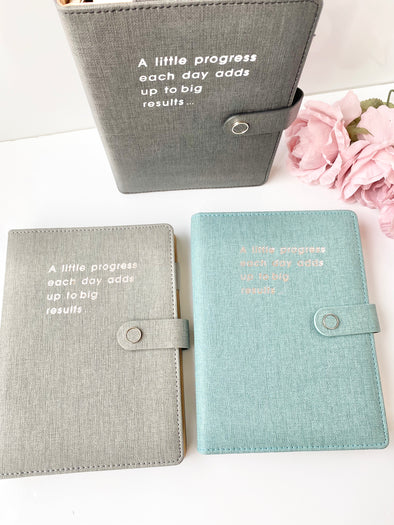 Motivational Quote A5 Planner