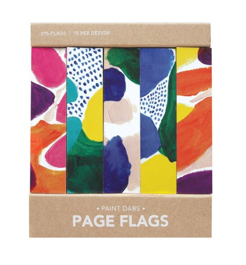 Page Flags Sticky Bookmarks
