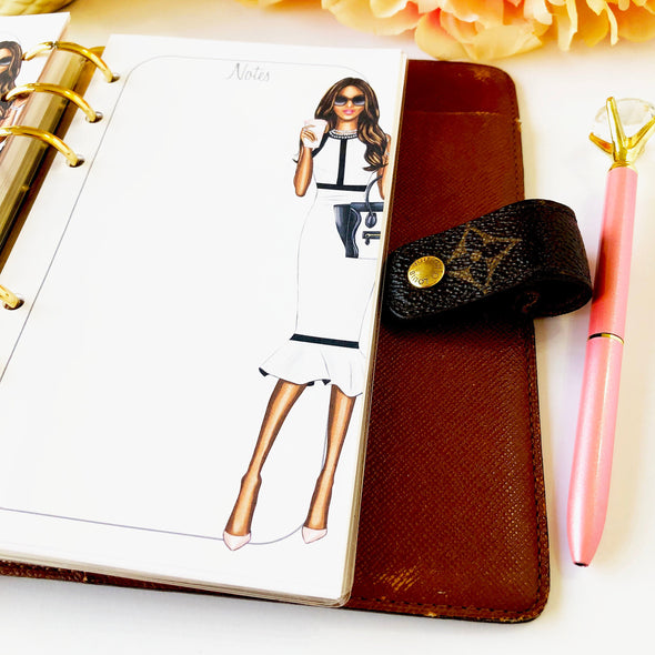 Boss Babe Planner Notes