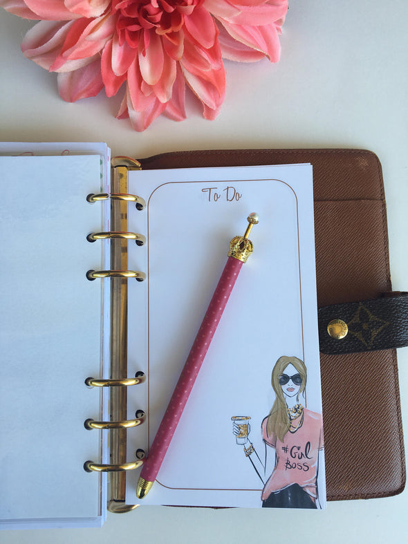 GirlBoss To Do List