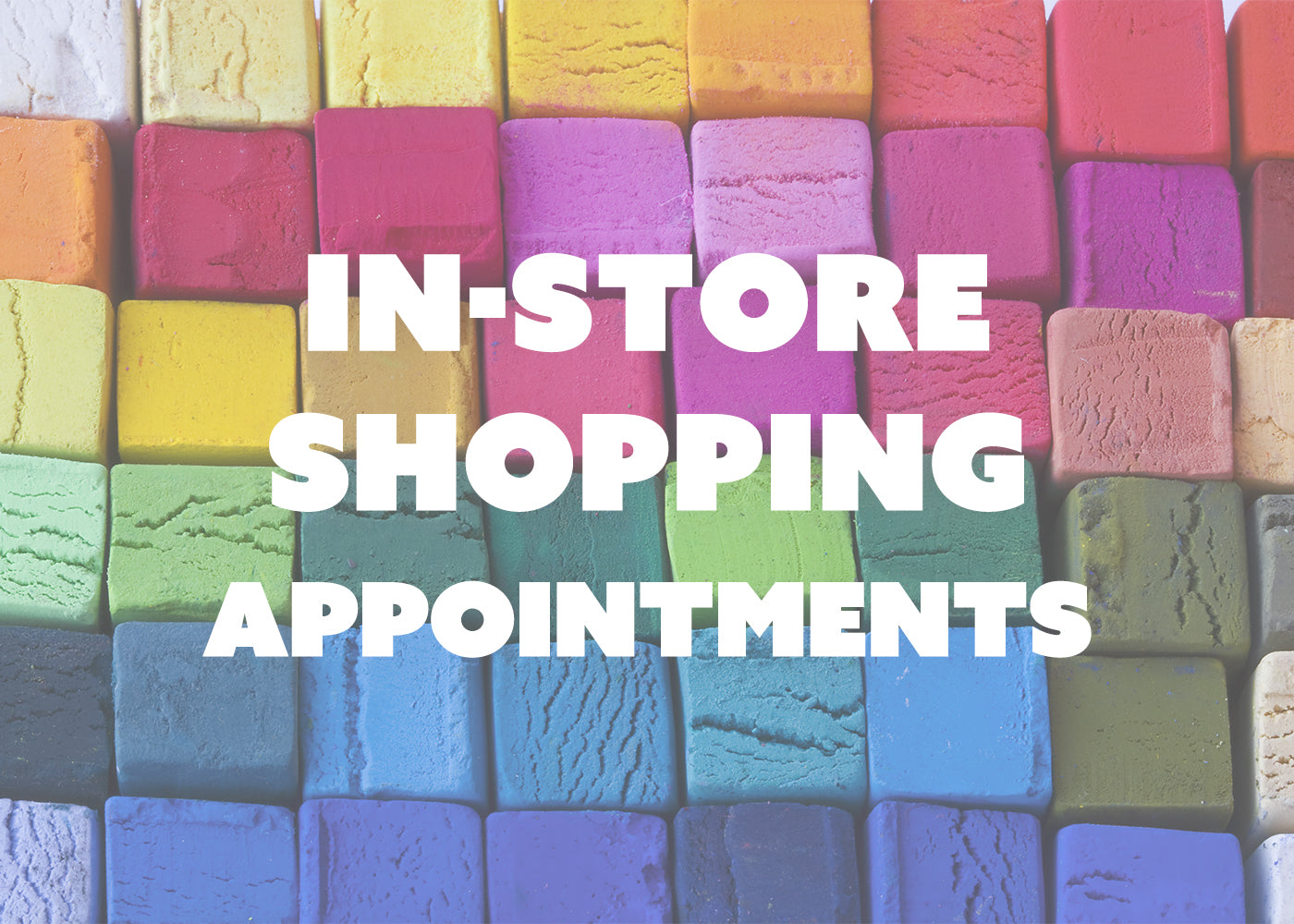 In-Store Shopping Appointments