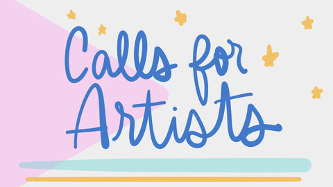 Calls for artists at the artist shop gallery in athens ga