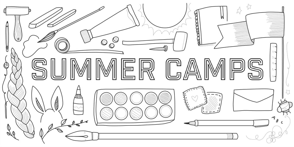 Summer Art Camps for Pre-Teens in Athens, Ga